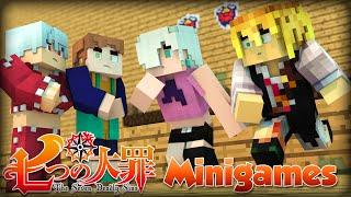 getlinkyoutube.com-Nanatsu no Taizai nos Minigames !!!