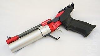 getlinkyoutube.com-Feinwerkbau P11 Piccolo Air Pistol - The Super Target Gun