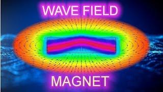 getlinkyoutube.com-Searl effect generator replica wave field magnet
