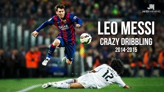 getlinkyoutube.com-Lionel Messi ● Crazy Dribbling Skills ● 2014/2015 HD