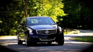 getlinkyoutube.com-2014 Cadillac ATS Luxury 2.0T AWD Start Up, Full Review, Exhaust, & Test Drive @ CRESTMONT CADILLAC