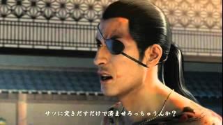 getlinkyoutube.com-Ryu Ga Gotoku 0 [Yakuza Zero] Cutscenes Part 29