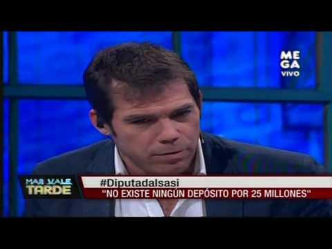 Diputada Marta Isasi aclara acusación de recibir dineros de Corpesca