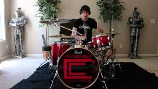 getlinkyoutube.com-Just Give Me A Reason - P!nk - Drum Cover