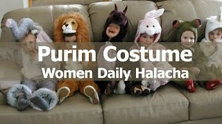 Purim - Purim Costume