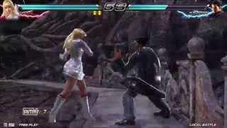 getlinkyoutube.com-Tekken 7 - Kane [lil] vs michin nom [kaz]