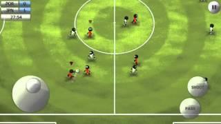getlinkyoutube.com-[Stickman Soccer 2014] Brazil World Cup finals!!