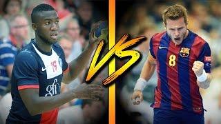 getlinkyoutube.com-Luc Abalo VS Victor Tomas ●  Who is better?