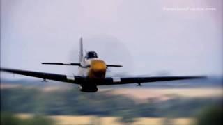 "getlinkyoutube.com-P-51D Mustang ""Ferocious Frankie"""