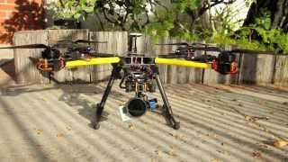 getlinkyoutube.com-My Tarot Ironman 650 Quadcopter