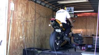 getlinkyoutube.com-Triumph Daytona 675 Dyno tuning with Two Brothers exhaust