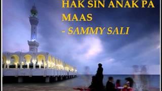 Ungud  Sami Sali  - Hak sin Anak pa Maas (tausug)