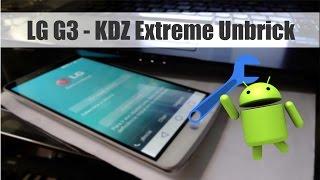getlinkyoutube.com-LG G3 - KDZ -Unbrick e Downgrade