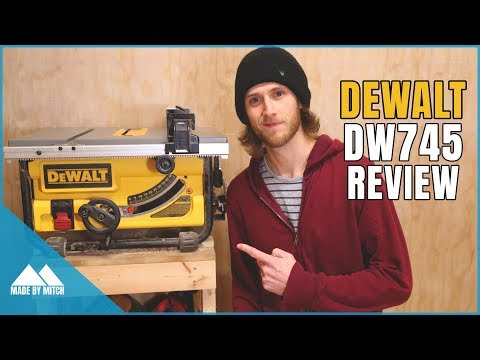 Review of the DW745 Youtube Thumbnail