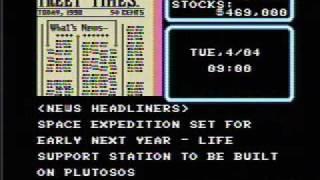 getlinkyoutube.com-Wall Street Kid - NES Gameplay