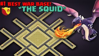 """getlinkyoutube.com-Clash of Clans - *BEST* Townhall 8 WAR BASE 2015! Anti EVERYTHING!""""The Squid"""""""