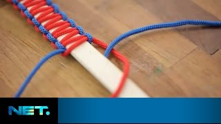 DIY - Paracord Belt  | iLook | Kimmy Jayanti | NetMediatama
