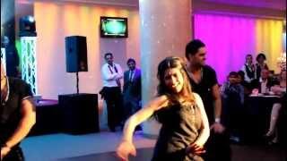 getlinkyoutube.com-The Best Wedding Reception Dance EVER - BOLLYWOOD