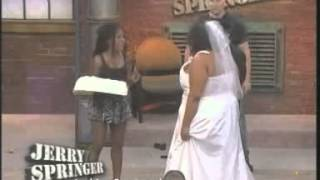 getlinkyoutube.com-Lesbian Sexcapades (The Jerry Springer Show)