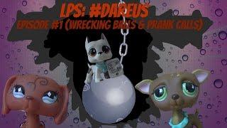 getlinkyoutube.com-❋Littlest Pet Shop: #DareUs (Episode #1: Wrecking Balls & Prank Calls)