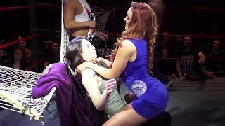 getlinkyoutube.com-Uncensored #InTheSack with Matt Taven, Mike Bennett, Maria Kanellis - Beyond Wrestling (Lap Dance)