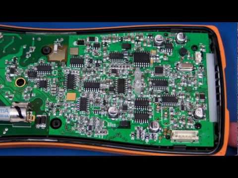 EEVblog #171 - Agilent U1272A Multimeter Teardown