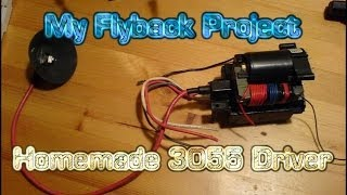 getlinkyoutube.com-TUTORIAL: My Flyback Project - How to SAFELY extract a Flyback transformer from a CRT