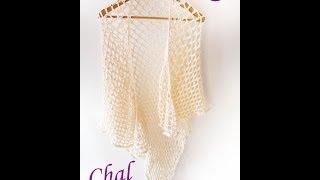 getlinkyoutube.com-Tutorial Punto Jazmín paso a paso (crochet) y aprende a hacer un chal