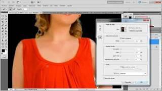 getlinkyoutube.com-Como eliminar y cambiar el fondo de una fotografía