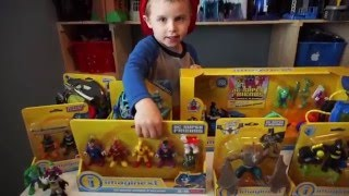 getlinkyoutube.com-Imaginext Opening with B! Bizarro, Superman, Flash, Reverse Flash!