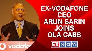 getlinkyoutube.com-Ex-Vodafone CEO Arun Sarin Joins Ola Cabs' Board As Independent Director