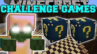 getlinkyoutube.com-Minecraft: ASTRAL BOB CHALLENGE GAMES - Lucky Block Mod - Modded Mini-Game