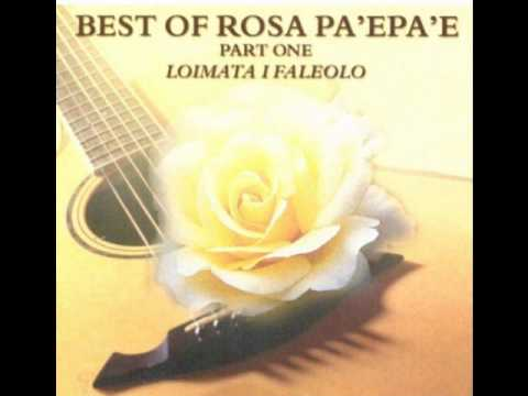 Rosa Pa'epa'e - Hula