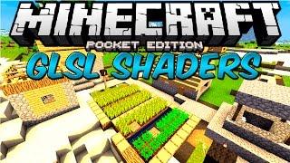 getlinkyoutube.com-GLSL SHADERS PARA MINECRAFT PE 0.11.1   Shaders Para Minecraft PE 0.11.1