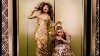getlinkyoutube.com-OMG ! Priyanka Chopra Caught Doing This With Sofia In The Lift