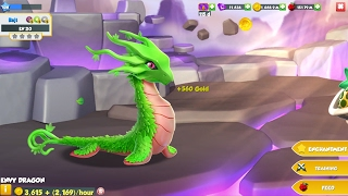 getlinkyoutube.com-How to breed Envy Dragon ? - Dragon Mania Legends