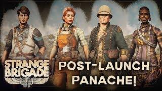 Strange Brigade - Post-Launch Panache
