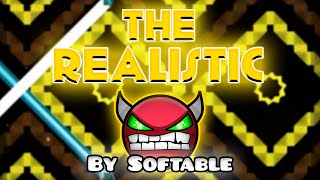 getlinkyoutube.com-NINE CIRCLES AMARILLO! Geometry Dash [1.9] (Demon) - The Realistic by Softable