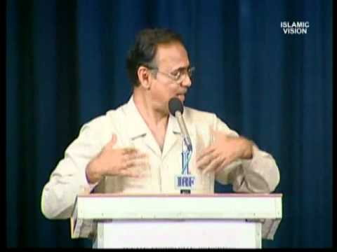 Is Non-Vegetarian Food Permitted Or Prohibited For A Human Being? - Dr. Zakir Naik V.S. R. Zaveri