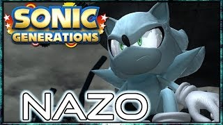 getlinkyoutube.com-Sonic Generations PC - Nazo Character Mod