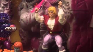 Masters of The Universe personal collection and thoughts