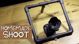 getlinkyoutube.com-DSLR Camera Stabilizer for Under $5 (Part 3: SHOOT) - Homemade Film School