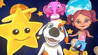 Twinkle Twinkle Little Star | Nursery Rhyme For Kids | Videos For Toddler by Little Treehouse
