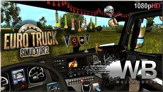 "Euro Truck Simulator 2 - #145 ""Bibeloty do gabloty"""
