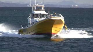 getlinkyoutube.com-湘南の快速遊漁船 High speed fishing boat in Shonan area