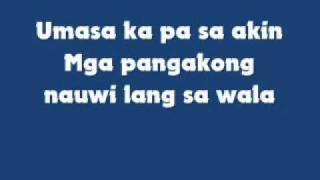 Halik - Kamikazee (Lyrics)
