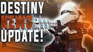getlinkyoutube.com-Destiny NEWS UPDATE! (The Dawning, Update 2.5.0, Skeleton Key Drops, New Armor and More!)