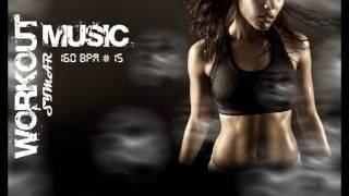 getlinkyoutube.com-Workout music Hits Aerobic Fev 2016 #15 - 160 bpm - Cardio Box, Body Impact
