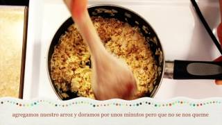 como cocer arroz de trigo