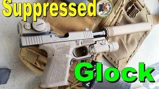 getlinkyoutube.com-Shooting Suppressed Glock